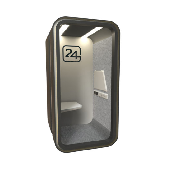24 Call Pod by Twenty Four Concept